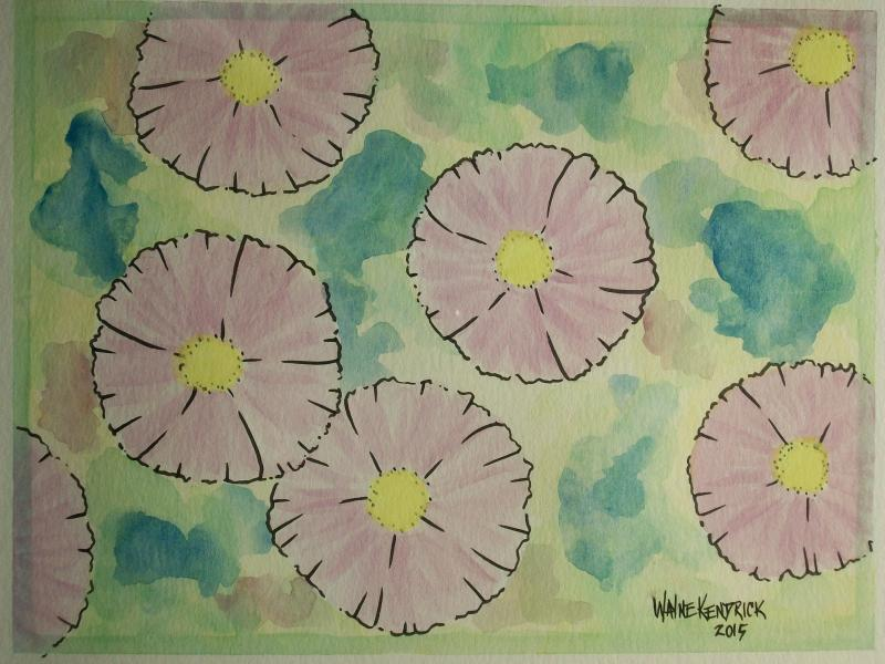 Misc Floral Watercolor
